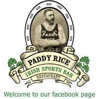 Paddy Rice Irish Sports Bar