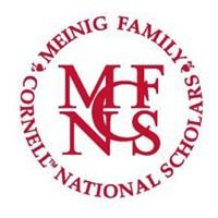 Meinig Family Cornell National Scholars