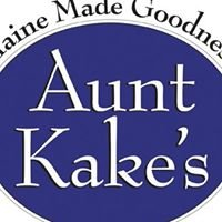 Aunt Kake's - Blueberry Cobblers &  Goodies