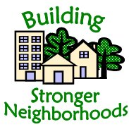 Building Stronger Neighborhoods
