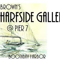 Ed Brown's Wharfside Gallery