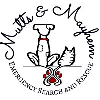 Mutts & Mayhem Emergency Search and Rescue