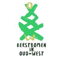 Kerstbomen in Oud-West