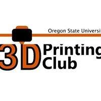 OSU 3D Printing Club