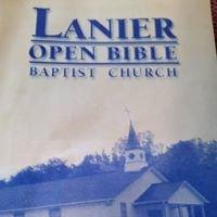 Lanier Open Bible Baptist Church