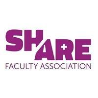 Faculty Association SHARE
