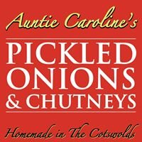 Auntie Caroline's Pickled Onions & Chutneys