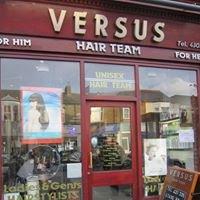 Versus hair team
