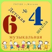 Детская музыкальная школа 64