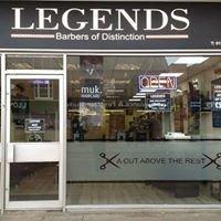 Legends Barbers - Wigston