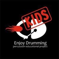 Enjoy Drumming Kids - воспитание ритмом