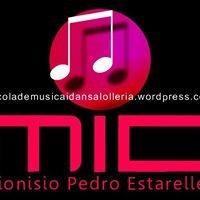 """Escola de Música i Dansa """"Dionisio Pedro Estarelles"""""""