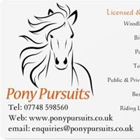 Pony Pursuits