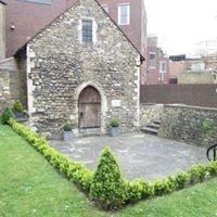 St Edmund's Chapel, Dover, Kent