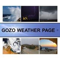 Gozo Weather Page