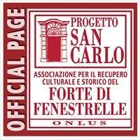 Forte di Fenestrelle - Associazione Progetto San Carlo Onlus
