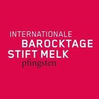 Internationale Barocktage Stift Melk