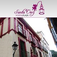 Hostal y Suites Plaza Santa Cruz.