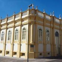 """Museu Histórico e Pedagógico """"Bernardino de Campos""""Amparo,SP-Brasil"""