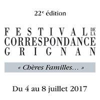 Festival de la correspondance de Grignan