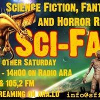 Sci-Fan - Science Fiction, Fantasy and Horror Radio