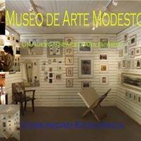 Museo y galeria de Arte Modesto de Peñalolen