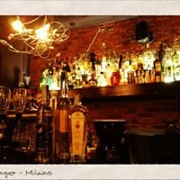 Ginger cocktail lab. Navigli