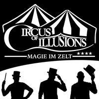 Circus of Illusions - Zaubershow
