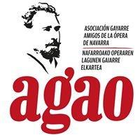 Asociación Gayarre Amigos de la Ópera en Navarra (AGAO)