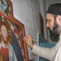 Иконописная мастерская священника Андрея Давыдова