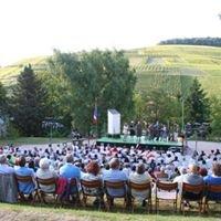 Baden-Baden Freilichtbühne Rebland