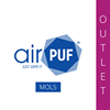 MOLS airPUF e-cigaretes šķidrumi