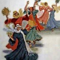 Рикудей ам - Израильские танцы в ЕКЦ на Никитской