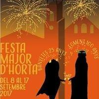 Festa Major Horta