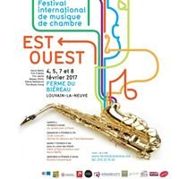 Festival international de musique de chambre Est-Ouest