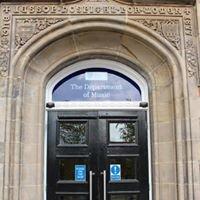 University of Sheffield Department of Music