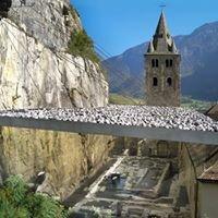 Abbaye de Saint-Maurice - Site culturel et patrimonial