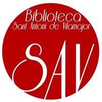 Biblioteca Sant Antoni de Vilamajor
