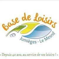 Base de Loisirs de Jumièges-Le Mesnil