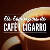 Cafè i cigarro