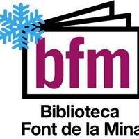 Biblioteca Font de la Mina