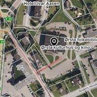 Ørsta kulturhus og kino