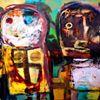Rachael Thrussell   Paintings