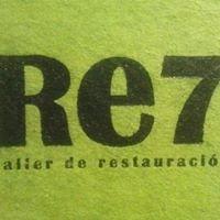 RE7 Taller de restauració