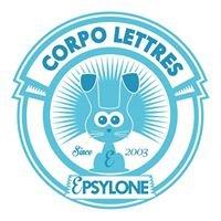 Corpo Lettres Epsylone
