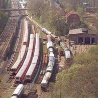 Eisenbahnmuseum Lokschuppen Aumühle
