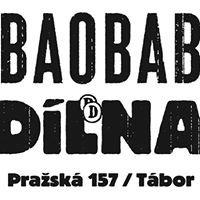 Baobab&Dílna v Táboře