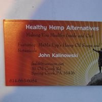 Healthy Hemp Alternatives