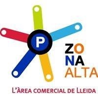 Zona Alta Lleida