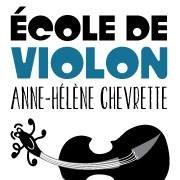 École de violon Anne-Hélène Chevrette
